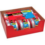 Scotch Shipping Tape with Dispenser - Clear