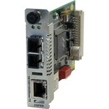 Transition Networks Point System Slide-in-Module Media Converter