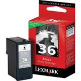 Lexmark No. 36 Ink Cartridge - Alternative for Lexmark