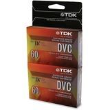 TDK DVC Videocassette