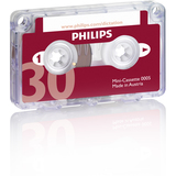 Philips Mini Cassette 30 minutes
