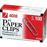 ACCO® Economy #3 Paper Clips