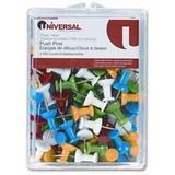 Universal Rainbow Color Push Pin