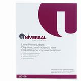 Universal Laser Printer Label