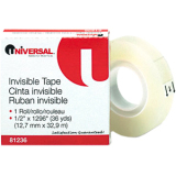 Universal 81236 Invisible Tape
