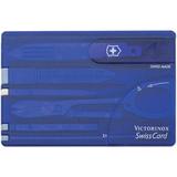 Victorinox Swiss Army SwissCard Translucent Multipurpose Tool