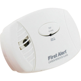 CO ALARM AC PLUG IN & 9V BATT