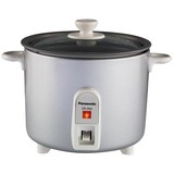Panasonic SR-3NA-S Rice Cooker & Steamer