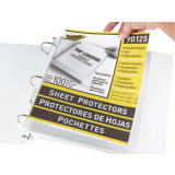 C-Line Top Load Sheet Protectors