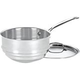 DBL BOILER SAUCE PAN 2,3,4 QT