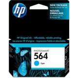 HP 564 | Ink Cartridge | Cyan | Works with HP DeskJet 3500 Series, HP OfficeJet 4600 5500 C6300 6500 7500 Series, B8550, D7560, C510, B209, B210, C309, C310, C410, C510 | CB318WN