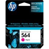 HP 564 | Ink Cartridge | Magenta | Works with HP DeskJet 3500 Series, HP Officejet 4600 5500 C6300 6500 7500 Series, B8550, D7560, C510, B209, B210, C309, C310, C410, C510 | CB319WN, 1-Pack