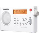 Sangean PR-D7 Digital Rechargeable AM/FM Radio