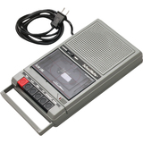 Hamilton Classroom Cassette Player, 2 Station, 1 Watt