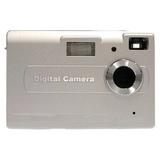 Hamilton CAMERA-DC2 3.1 Megapixel Compact Camera