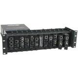 Transition Networks E-MCR-05 12-slot Media Converter Rack