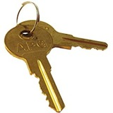 APG Cash Drawer Replacement Key  for A7 Code Locks   Set of 2  