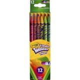 Crayola 12ct Erasable Twist Colored Pencils - 12ct