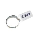 """Dymo Jewelry Labels - 0.47"""" x 2.13"""" - 1500 x Label"""