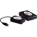 Tripp Lite 4-Port USB 1.1 Hi-Speed USB Over Cat5 Hub with 4 Remote Ports