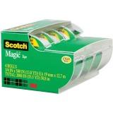 Scotch Magic Tape in Dispensers