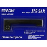 Epson BLACK RIBBON CASSETTE FOR 180/ ( ERC-22B )