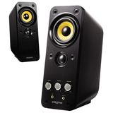 Creative GigaWorks II Series T20 2.0 Speaker System - 28 W RMS - Glossy Black