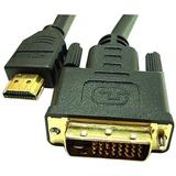 Link Depot LD-DVI6HDMI DVI to HDMI Cable