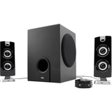 Cyber Acoustics Platinum CA-3602 2.1 Speaker System - 30 W RMS