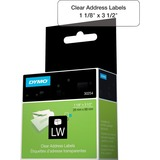Dymo Clear Address Labels
