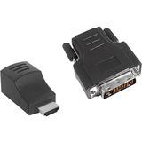 SIIG DVI to HDMI CAT5e Mini-Extender