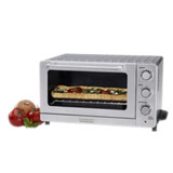 CUISINART TOB-60 TOASTER OVEN BROILER WITH CONVECTION