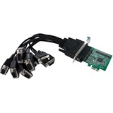 StarTech.com Serial adapter card - PCI Express - serial - 8 ports