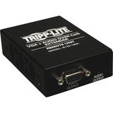 Tripp Lite VGA + Audio Over Cat5/Cat6 Remote Unit Video Extender / Splitter