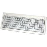 I-Rocks KR-6820E Compact USB Keyboard
