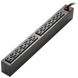 Eaton FlexPDU 1.44kVA 12-Outlets PDU - 12 x NEMA 5-15R - 1.44kVA - 1U Rack-mountable