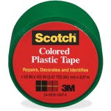 Scotch Extra Stretchy Colored Plastic Tape