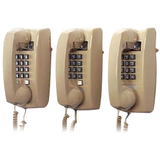 Cortelco 2554 Single-Line Wall Telephone