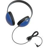 Califone Childrens Stereo Blue Headphone Lightweight Via Ergoguys
