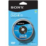 Sony DVD-R Media