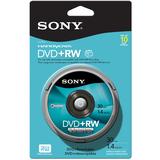 Sony DVD+RW Media