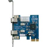 Unibrain FireBoardBlue-e 1213 FireWire Adapter