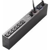 Eaton Basic rack PDU, 1U - EHBPL1500R-PDU1U - 6 x NEMA 5-15R - 1.44kVA - 2U
