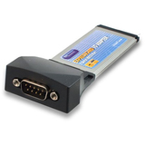SYBA Multimedia SD-EXP15005 1-port ExpressCard/34 Serial Adapter