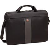 Swissgear Legacy Slimcase 17in laptop. Black