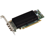 Matrox 9148 LP PCIe x 16 Graphic Card