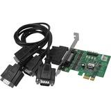 SIIG DP CyberSerial 4-port Serial Adapter