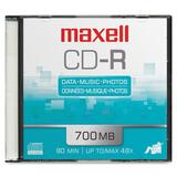 MAXELL CDR700 700MB Blank Recordable CD (Package of 1)