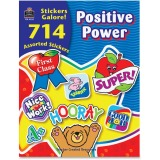 Teacher Created Resources Positive Power Sticker Book