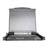 "Aten CL5708MUKIT 17"" Rackmount LCD with KVM Switch"